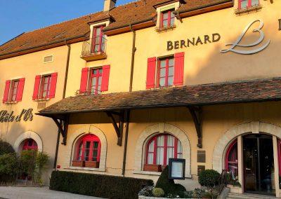La Côte d'Or Bernard Loiseau à Saulieu