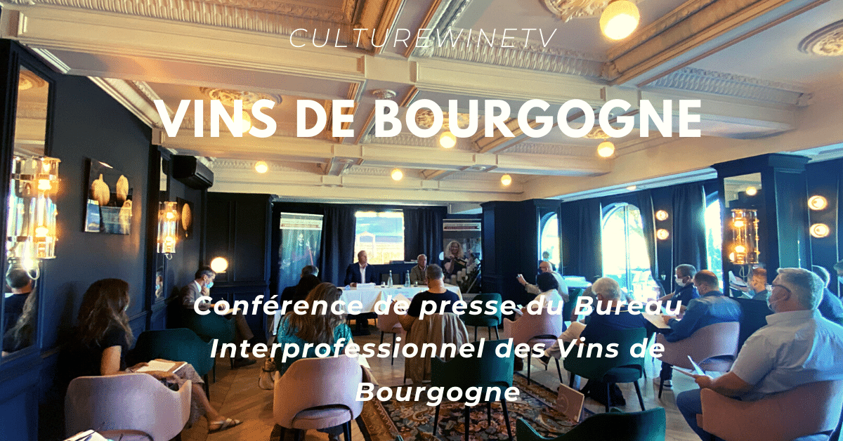 Bourgogne Conférence de presse 2020